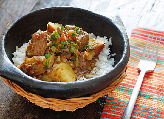 Carne Guisada (Mexican Beef Stew) – All Global Recipes